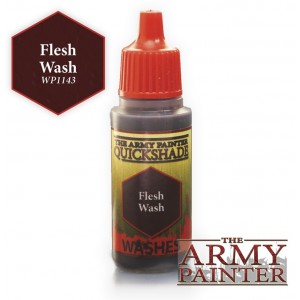 Flesh Wash - Warpaints
