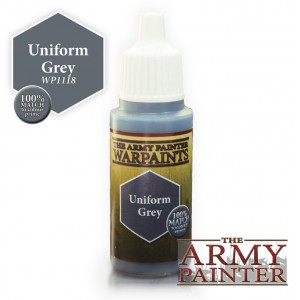 Uniform Grey - Warpaints