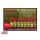 Warpaints Quickshade Ink Set II
