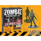 Zombicide Zombicide Survivor Paint Set