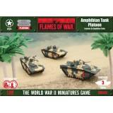 Amphibian Tank Platoon
