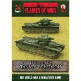 T-35 Heavy Tankovy Platoon