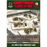 7.5cm PaK 40 Platoon (Winter)