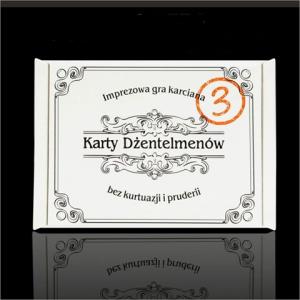Karty Dżentelmenów 3