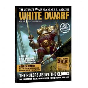 White Dwarf Kwiecień 2017