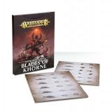 Warscroll Cards: Blades of Khorne