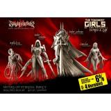 Heroines Box Sisters 1 (F/SF) (4 Models)