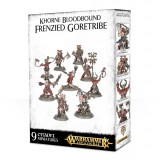 Khorne Bloodbound Frenzied Wartribe