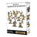 Ironjawz Weirdnob Warband
