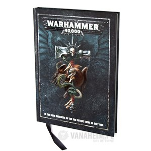 Warhammer 40000 Rulebook (8 edycja)