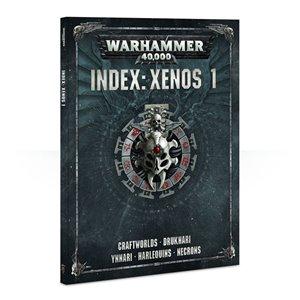 Warhammer 40000 Index: Xenos 1