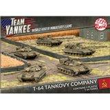 T-64 Tankovy Company (Plastic)
