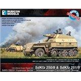SdKfz 250/251 Expansion Set - SdKfz 250/8 & 251/9