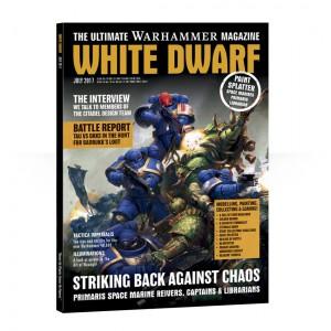 White Dwarf July 2017