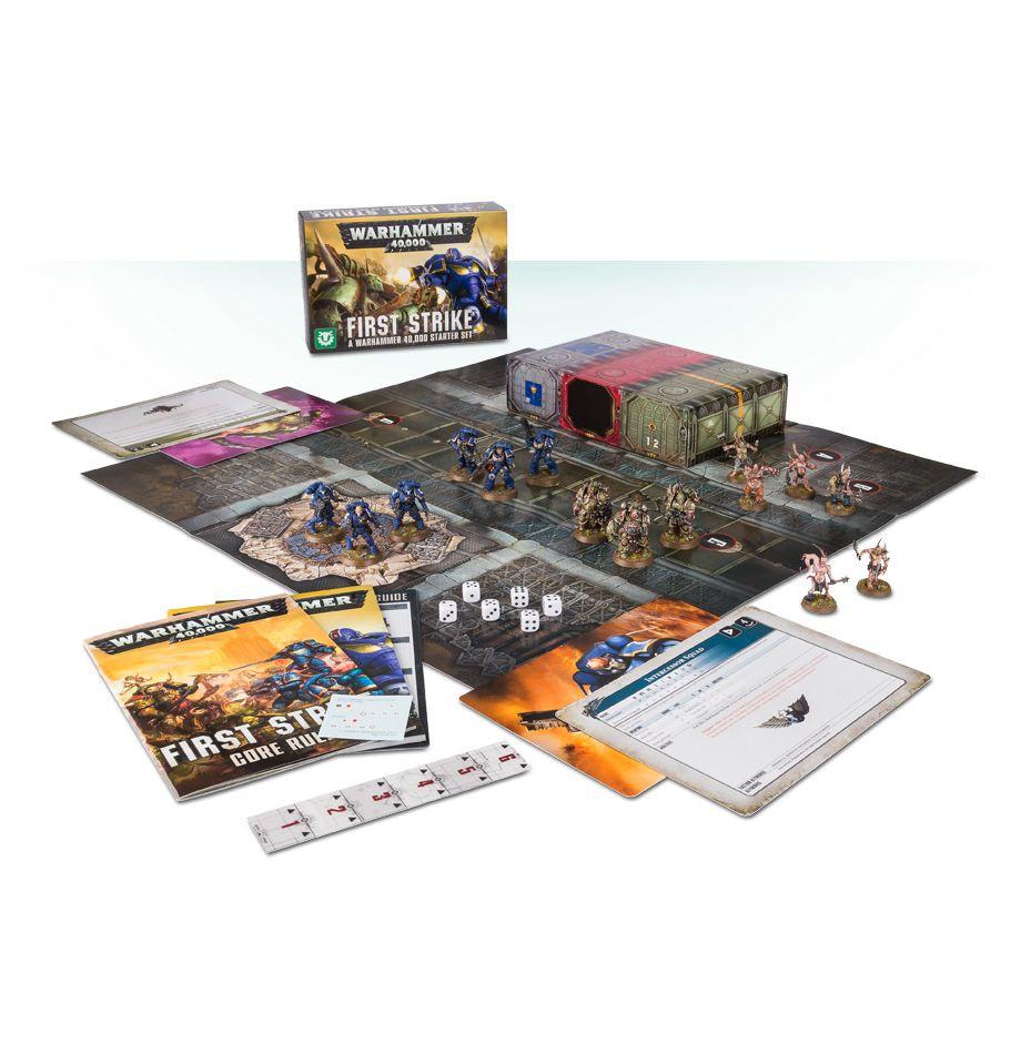 First Strike: A Warhammer 40,000 Starter Set