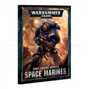 Codex: Space Marines (Hardback)