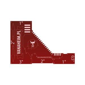 """Miarka 3"""" M42 Vanaheim Pattern"""