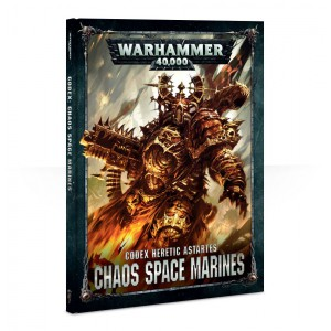 Codex: Chaos Space Marines (8 Edycja)