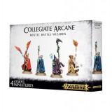 Collegiate Arcane Mystic Battle Wizards