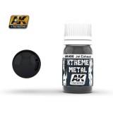 Xtreme Metal Jet Exhaust