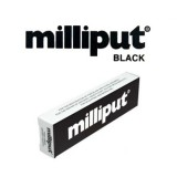 Milliput Modelling Putty Black
