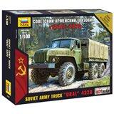 Soviet army truck URAL