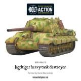 Jagdtiger heavy tank destroyer (Splash Release)