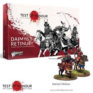Daimyō's Retinue
