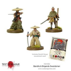 Bandits & Brigands Swordsmen