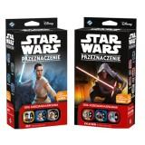 Star Wars Przeznaczenie: DWA Zestawy Startowe: Kylo Ren + Rey