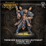 Trencher Warcaster Lieutenant