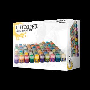 Citadel Layer Paint Set 2017
