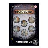 Necromunda 25mm Bases (10)