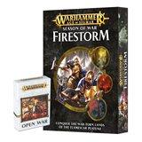 Warhammer Age of Sigmar: Firestorm + GRATIS Open War Cards