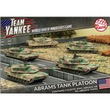 Abrams Tank Platoon (Plastic)