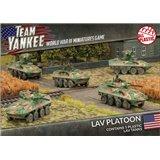 LAV Platoon (Plastic)