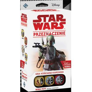 Star Wars Przeznaczenie: Boba Fett Zestaw Startowy