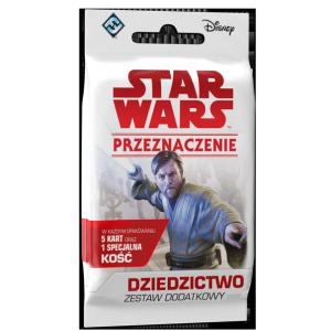 Star Wars Przeznaczenie: Booster Dziedzictwo PL