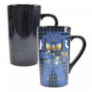 Heat Changing Latte Mug  - Warhammer 40000 (Space Marine)