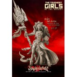 Sol-Sarya, Priestess of the Sun of Thorns (Sisters – SF)