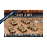 M14/41 or Semovente Platoon (Plastic)