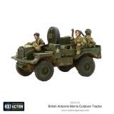 British Airborne Cut Down Morris