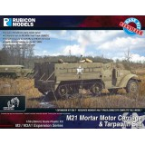 M3/M3A1 Expansion - M21 MMC & Tarpaulin Set