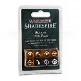 Skaven Dice Pack - Kostki do gry Warhammer Underworlds: Shadespire