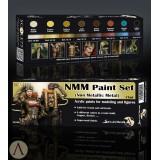 Paint Set  (Non Metallic Metal) - GOLD
