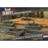 Leopard 2 Tank Platoon