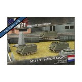 M113 or M106 Platoon
