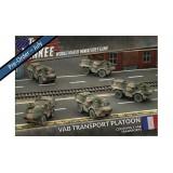 VAB Transport Platoon