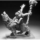 Goblin Shaman Wolf Rider