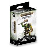 Warhammer Champions: DESTRUCTION Campaign Deck
